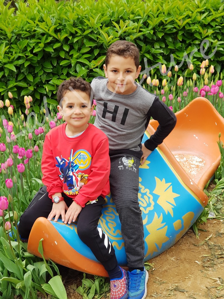 Istanbul Kids Activities Turkey Emirgan laleventure