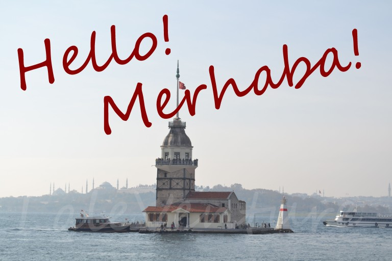 laleventure Hello Merhaba Turkish language