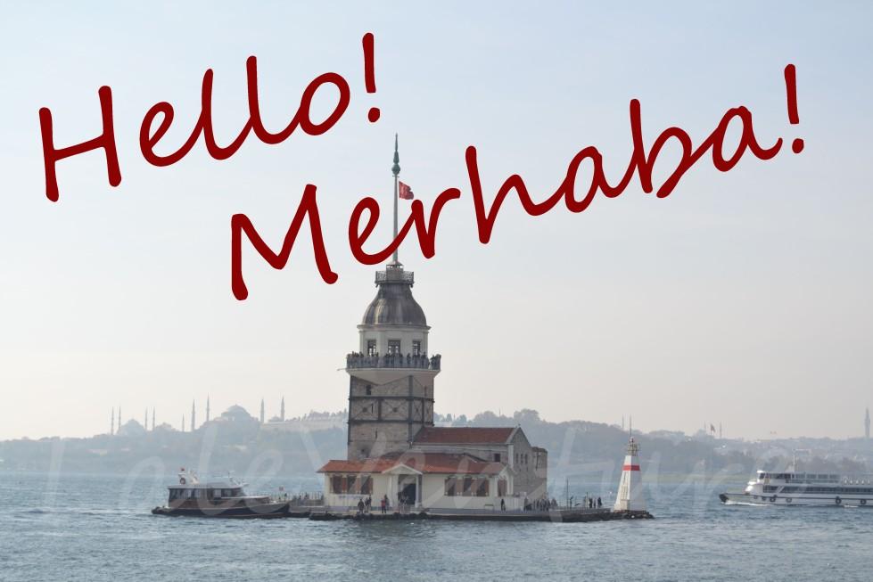 laleventure Hello Merhaba Turkish language