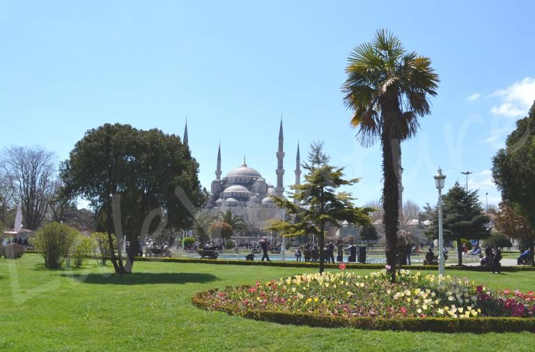 Istanbul Old City Tour Sultan Ahmet PArk