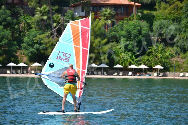 letoonia nakhal fethiye turkey laleventure wind surfing sea activity water