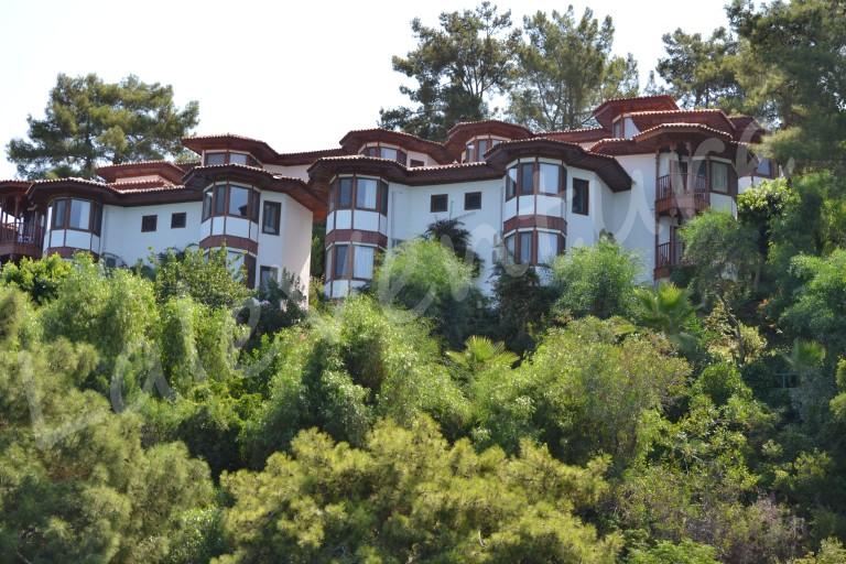 leroonia fethiye bungalow nakhal resrt nature laleventure