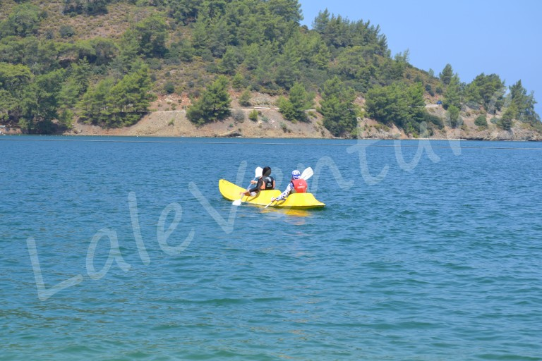 letoonia nakhal fethiye turkey laleventure kayak sea activity water