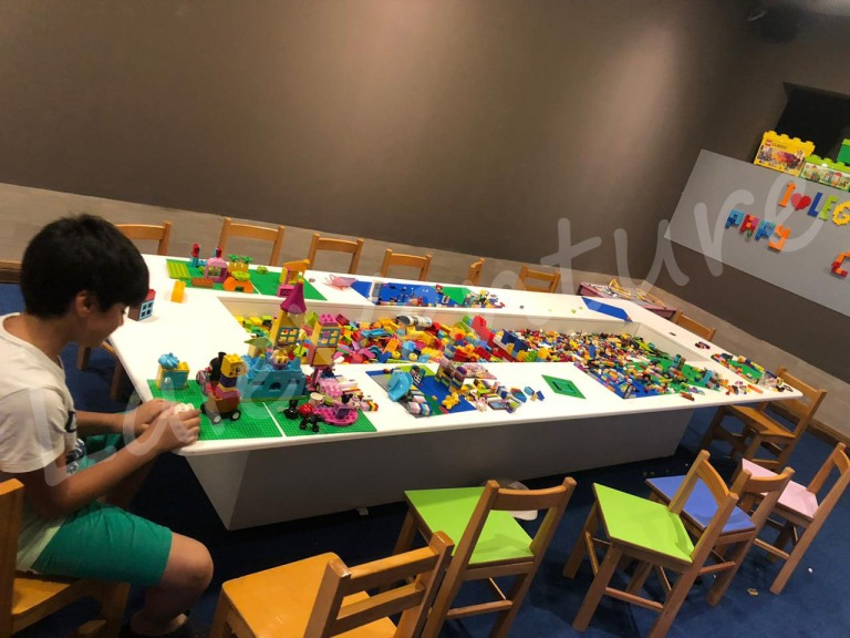 laleventure papillon zeugma relaxury hotel review kids club lego room