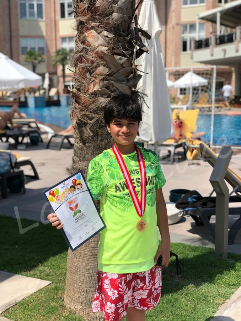 laleventure papillon zeugma relaxury hotel review kids club medals and certificates